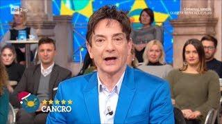 Download L'oroscopo di Paolo Fox - I Fatti Vostri 11/12/2017 Video