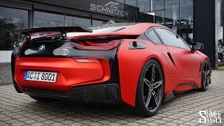 Download THIS is a BMW i8! The AC Schnitzer ACS8 Video