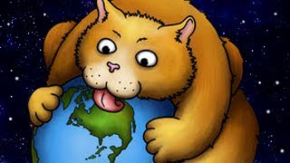Download CAT EATS EVERYTHING - Tasty Planet Forever (Cat Levels) Video