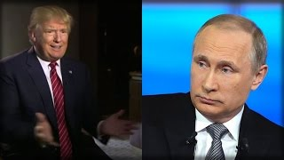 Download TRUMP JUST PROMISED TO LIFT ALL RUSSIA SANCTIONS IF PUTIN DOES THIS ONE THING FOR HIM Video