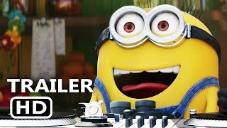 Download DESPICABLE ME 3 Official Trailer (2017) Minions Animation Movie HD Video