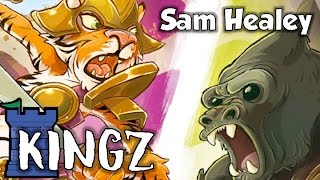 Download KINGZ Review - with Sam Healey Video