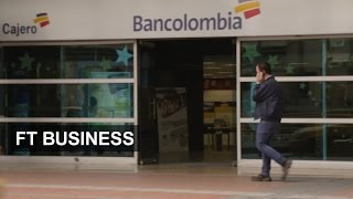 Download Mobiles bring Colombia poor to banks | FT Business Video