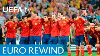 Download Portugal v Spain - The full EURO 2012 penalty shoot-out Video