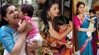 Download South Indian Actress with their Children | Tamil, Telugu, Malayalam, Kannada Video