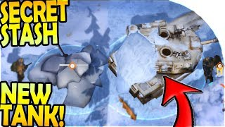 Download NEW TANK + SECRET DOG STASH in the NORTH - Last Day on Earth Survival Update 1.9.7 Video