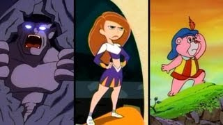 Download Top 10 Disney Animated TV Series Video