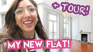 Download I'M MOVING! My New Apartment + Empty House Tour! Video