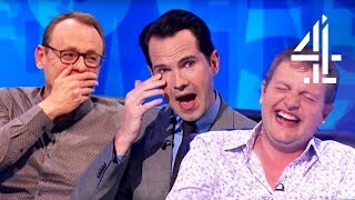 Download ALL THE TIMES MILES JUPP COMPLETELY LOSES IT & LAUGHS!! | 8 Out Of 10 Cats Does Countdown Video