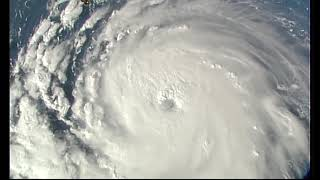 Download Dramatic Views of Hurricane Florence Video