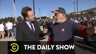 Download Jordan Klepper Fingers the Pulse - Donald Trump's Locker Room Talk: The Daily Show Video