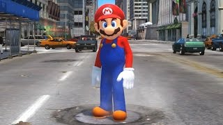 Download Super real Mario Odyssey Video