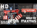 Download Gcreation GDW-01 Ultra Maxmus Transformers Masterpiece IDW Optimus Prime Video