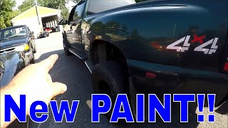 Download I Painted My Duramax!! Video
