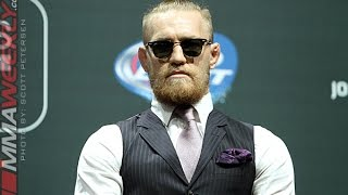 Download Conor McGregor calls Denis Siver a Steroid Head & Dustin Poirier a Hillbilly Video