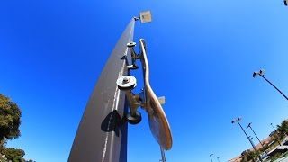 Download VERY DANGEROUS MAGNETIC SKATEBOARD WHEELS   YOU MAKE IT WE SKATE IT EP 42 Video