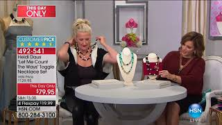Download HSN | Heidi Daus Jewelry Designs Anniversary 09.20.2017 - 04 PM Video