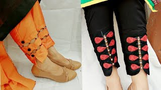 Download Two beautiful and trending plazzo pant's bottom designs Video