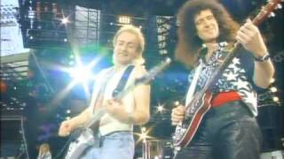 Download Now I'm Here - Def Leppard & Brian May Video