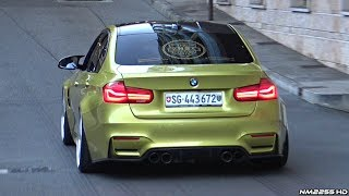 Download Modified Cars & Supercars Accelerating & Doing Burnouts Into a Tunnel!! Video