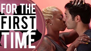 Download Black Girls Kiss White Guys 'For the First Time' Video