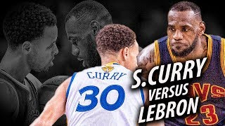 Download Stephen Curry EVERY ONE-on-ONE PLAY vs LeBron James (2010-2017) Video
