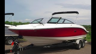 Download 2019 Sea Ray SPX 210 For Sale MarineMax Rogers Minnesota Video
