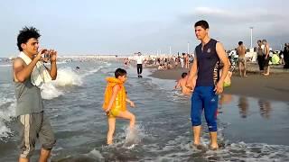 Download سفرة ايران على بحر قزوين في مدينه جالوس الساحليه Video