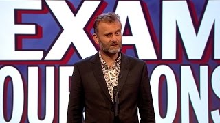 Download Rejected exam questions - Mock the Week: Series 14 Episode 8 - BBC Two Video