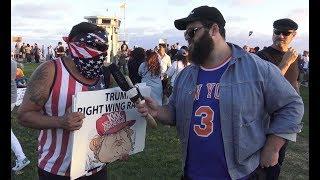 Download ANTIFA Gets Violent At Trump Protest in Laguna Beach | FLECCAS TALKS Video