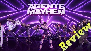 Download Agents Of Mayhem Review (Xbox One) Video