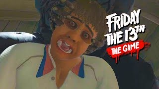 Download BROCK LESNAR!! - Friday the 13th Game Funny Moments! Video