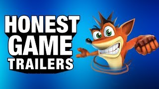 Download CRASH BANDICOOT (Honest Game Trailers) Video
