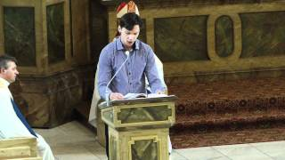 Download Mateusz spiewa Psalm :) Video