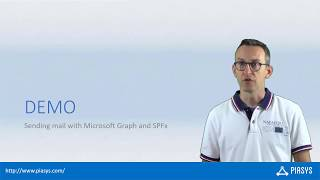 Download Episode #25 - Sending Mail Messages with Microsoft Graph in SPFx Video