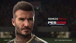 Pes 2018 Ps3 Nemeziz Patch 1 0 AIO Free Download Video MP4 3GP M4A
