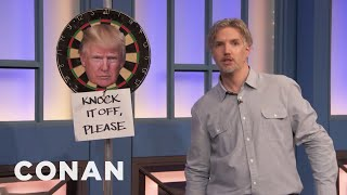 Download A Canadian Responds To Trump's Latest Attack On Justin Trudeau - CONAN on TBS Video