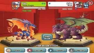 Download Dragon City: Joseon Dragon Battle & Skills Video