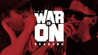 Download THE WAR IS ON SS.2 EP.9 - MAIYARAP VS ZO9 | RAP IS NOW Video