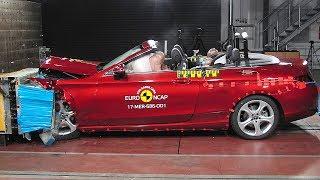Download Mercedes C-Class Cabriolet (2017) CRASH TEST Video