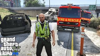 Download GTA 5 LSPDFR 0.3.1 - EP 417 - BRITISH PATROL (GTA 5 REAL LIFE POLICE MOD  VLOG) WORST EPISODE EVER Video