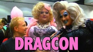 Download Joe Goes To DragCon Video