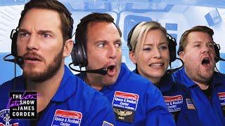 Download Astronaut Training w/ Chris Pratt, Elizabeth Banks & Will Arnett Video