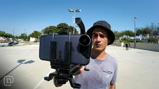 Download Learn to Shoot Crazy Skate Videos with a Phone on NKA Video