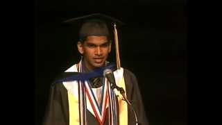 Download Perfect SAT Score Student Dumps Girlfriend in Graduation Speech Video