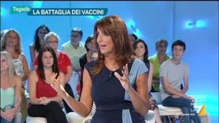 Download Tagadà - Ma per l'Europa c'è nesso tra vaccini e malattie (Puntata 23/06/2017) Video