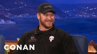 Download ″American Sniper″ Chris Kyle Interview - CONAN on TBS Video