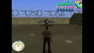 Download GTA Vice City-How to take Jet Plane on Military Base! Video