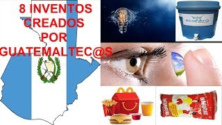 Download 8 Inventos Creados por Guatemaltec@s Video