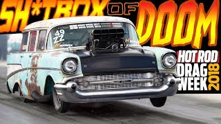 Download SH*T BOX OF DOOM - Most Ridiculous Street Car EVER Video